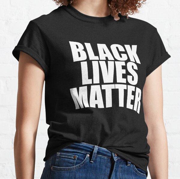 NBA BLACK LIVES MATTER Classic T-Shirt