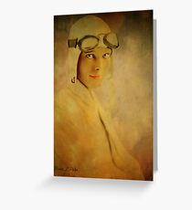 Amelia Ehrhart Greeting Card