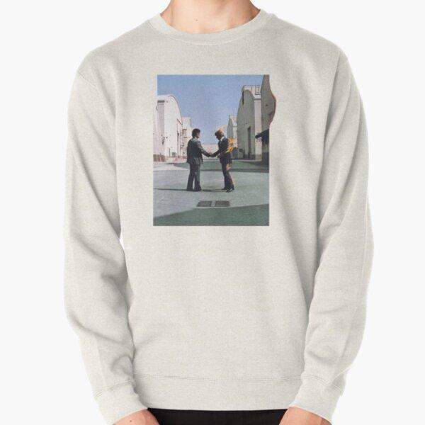 [HIGH QUALITY] Pink Floyd Wish You Were Here Artwork Pullover Sweatshirt