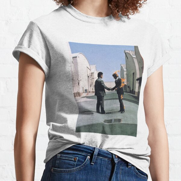 [HIGH QUALITY] Pink Floyd Wish You Were Here Artwork Classic T-Shirt