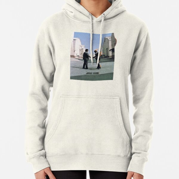 [HIGH QUALITY] Pink Floyd Wish You Were Here Artwork Pullover Hoodie