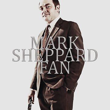 Mark Sheppard Fan by ruledbycrowley