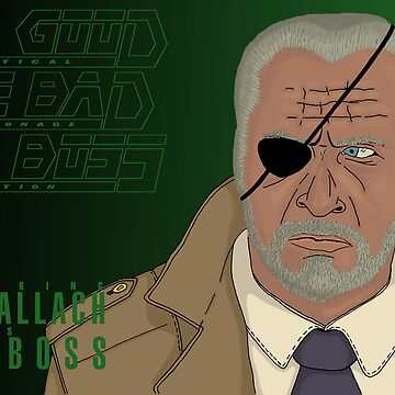 The Good, The Bad and The Boss - A Metal Gear Movie (Big Boss) by LaGueule