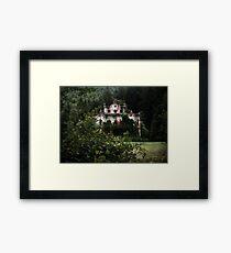 Villa De Vecchi Framed Print