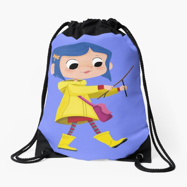 Coraline Movie Bags Redbubble
