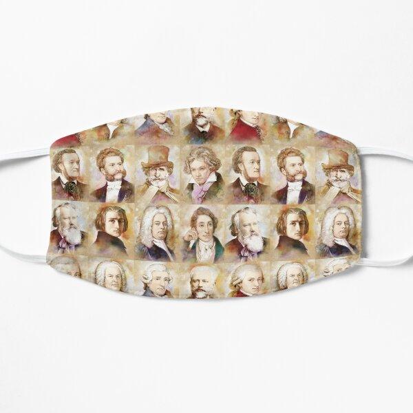 Komponisten: Mozart, Bach, Beethoven und mehr Maske
