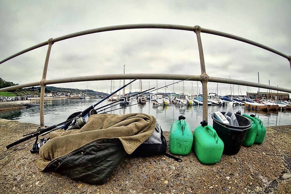 Fishing Gear by Susie Peek