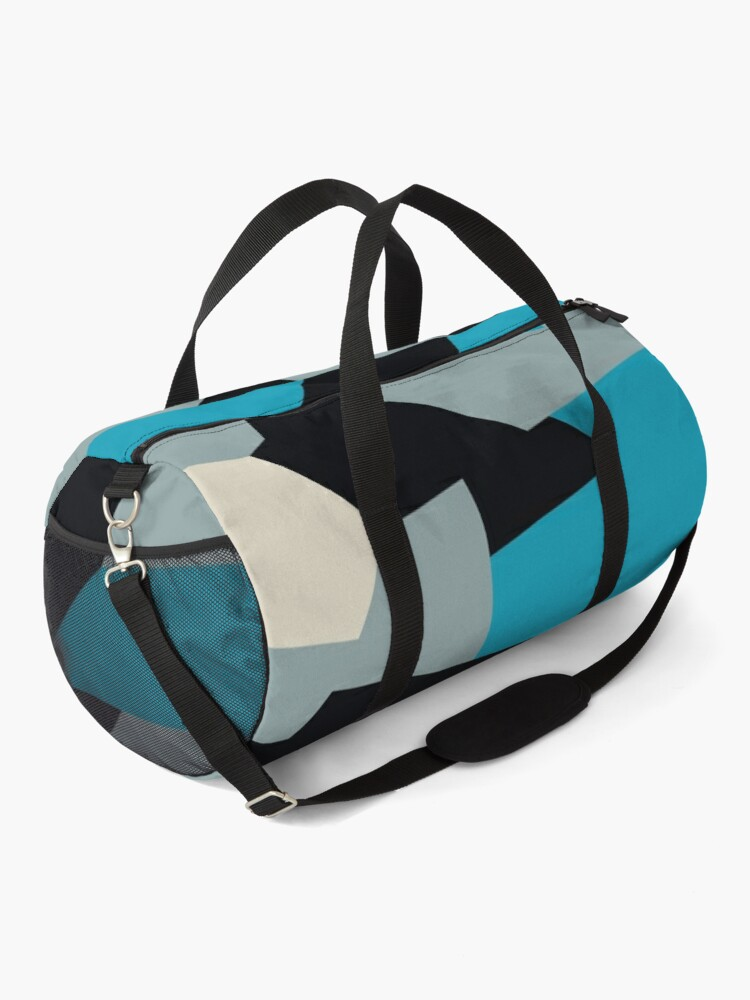 Alternate view of Camouflage Dazzle Duffle Bag