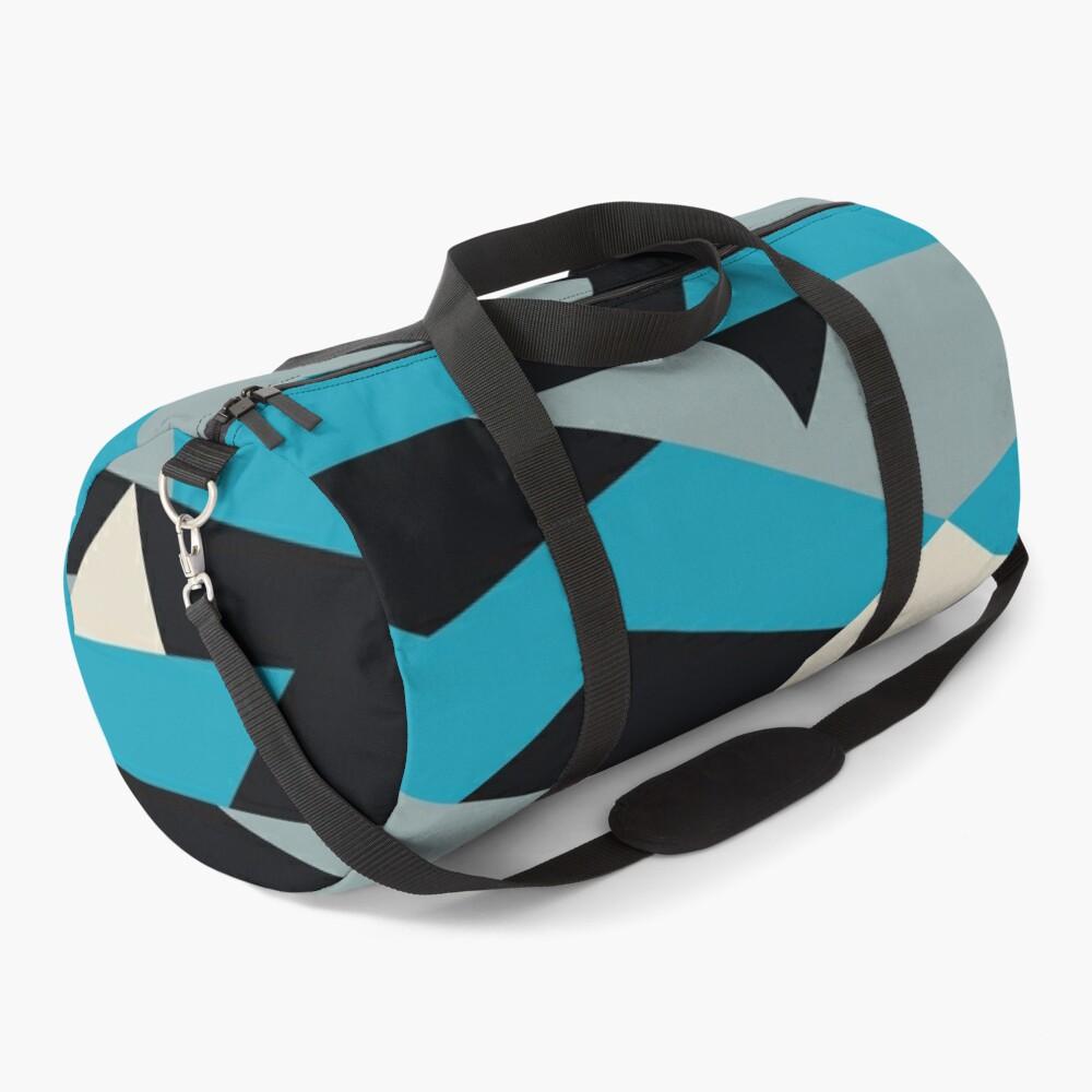 Camouflage Dazzle Duffle Bag