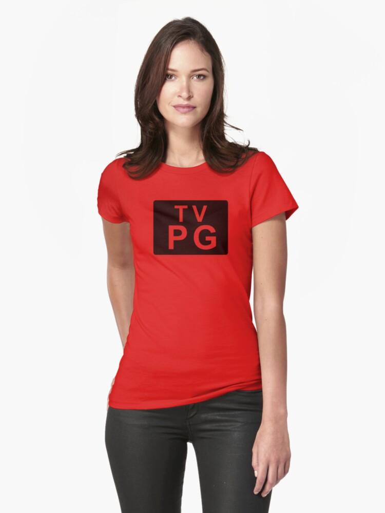 TV PG (United States) black by bittercreek