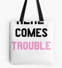 Double Trouble (1 of 2) Tote Bag