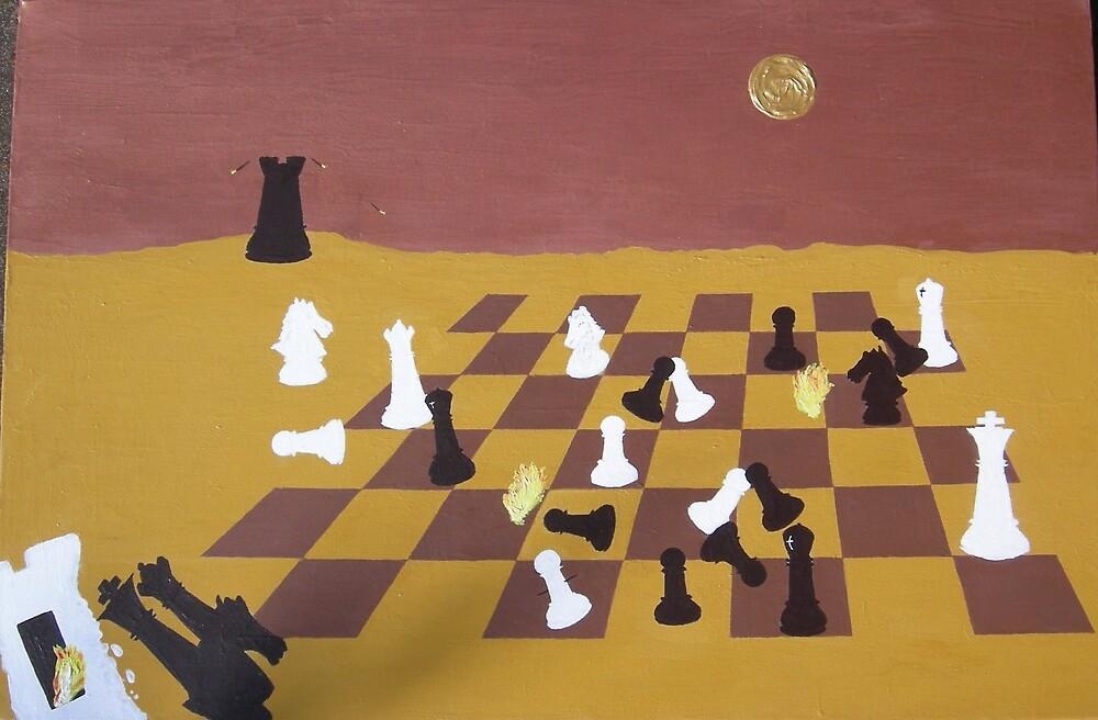 Battle of Chess by MatthewA