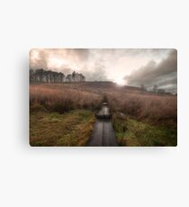 The Shire... || ... Is This Way. Canvas Print