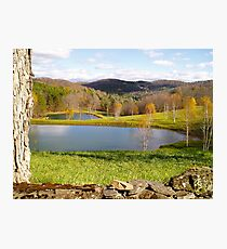 Ponds Photographic Print