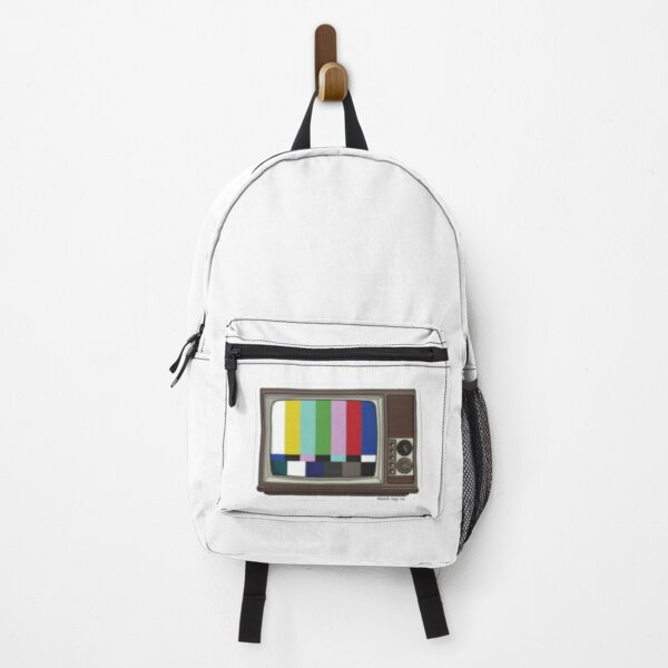 Retro TV Backpack