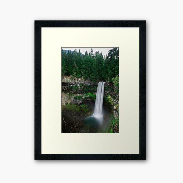 Brandywine Falls Framed Art Print