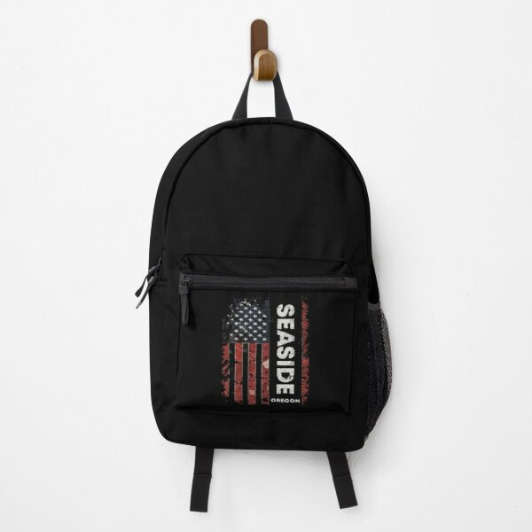 Seaside Oregon Backpack