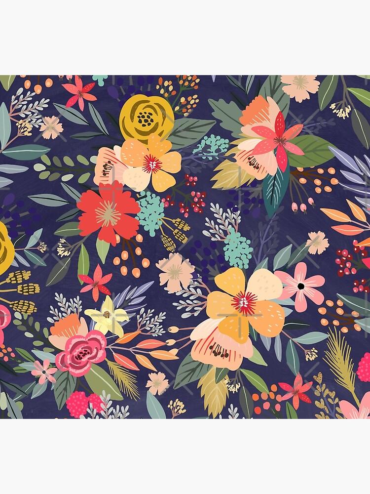 Carpe Diem with flowers by MiaCharro
