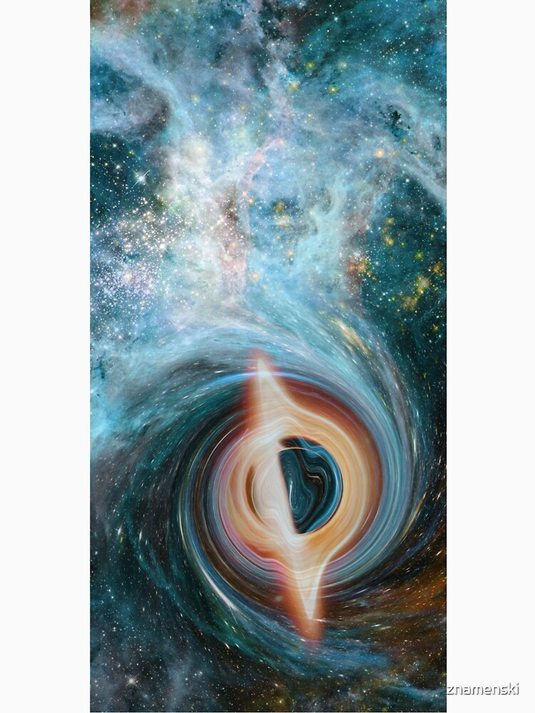 Black Hole is a region of spacetime where gravity is so strong by znamenski