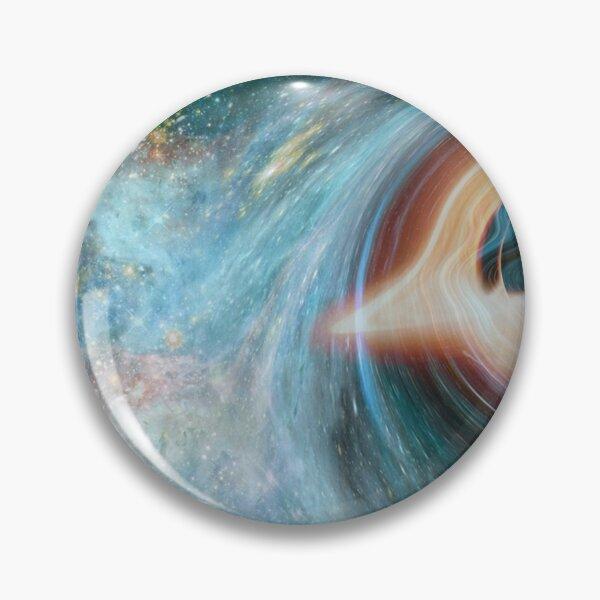Black Hole, Spacetime, Gravity  Pin