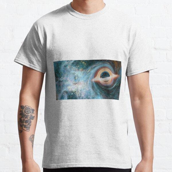 Black Hole, Spacetime, Gravity  Classic T-Shirt