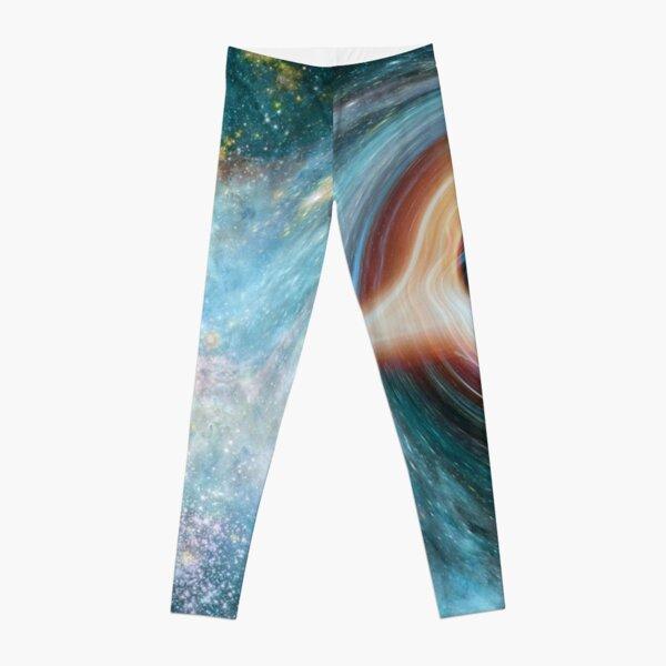 Black Hole, Spacetime, Gravity  Leggings