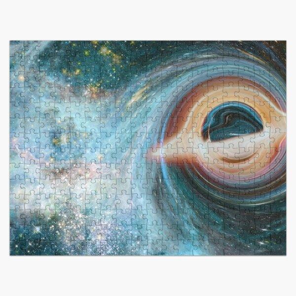 Black Hole, Spacetime, Gravity  Jigsaw Puzzle