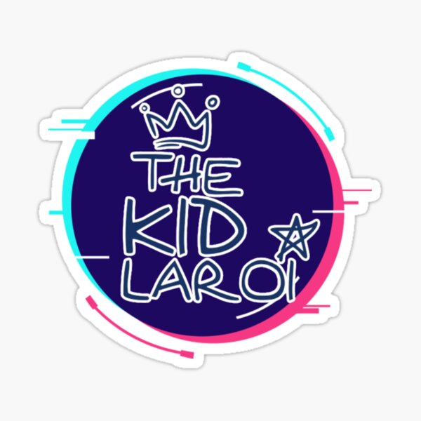 The Kid Laroi T-Shirt Sticker
