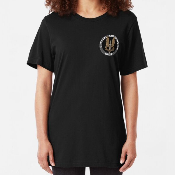 Special Air Service (SAS) Slim Fit T-Shirt