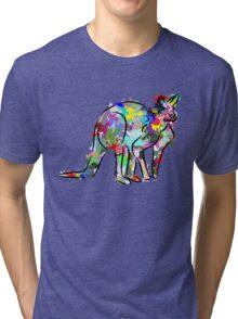 Kangaroo Tri-blend T-Shirt