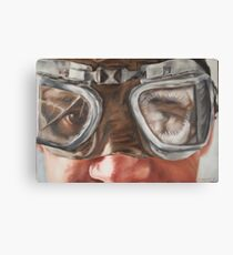 The Elements I: Air Canvas Print