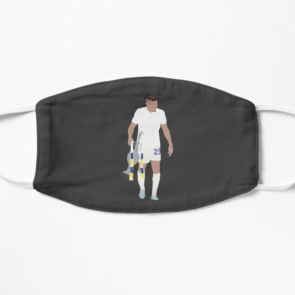 Kalvin Phillips, Leeds United. Mask