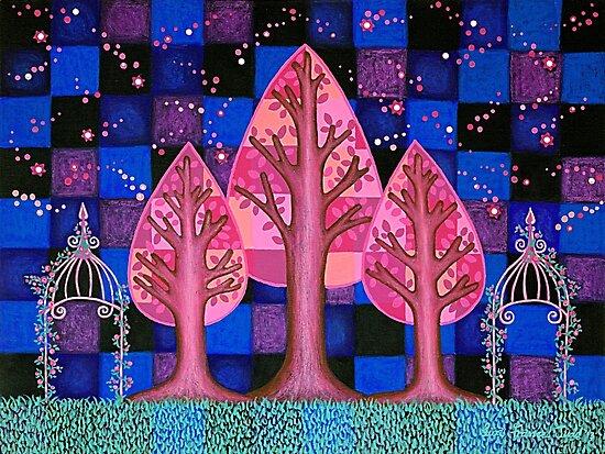 Midnight in the Garden by Lisafrancesjudd