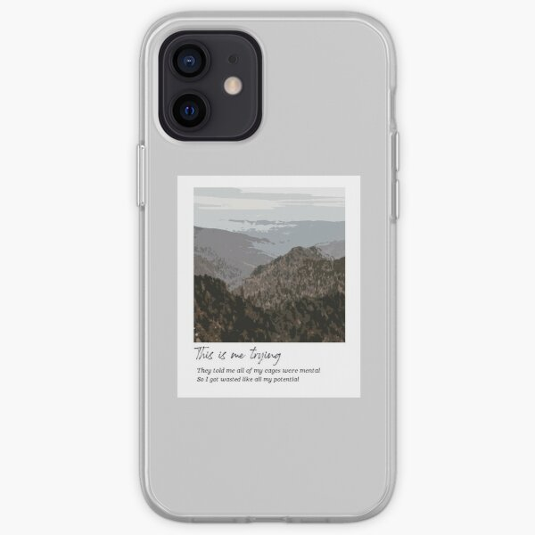 This is me trying - Taylor Swift iPhone Soft Case