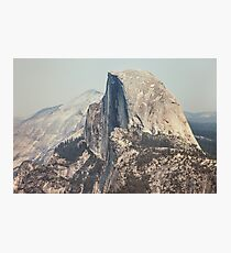 Half Dome in Yosemite National Park Photographic Print