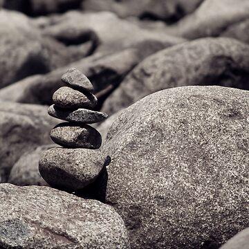 Stone Marker by craziwolf