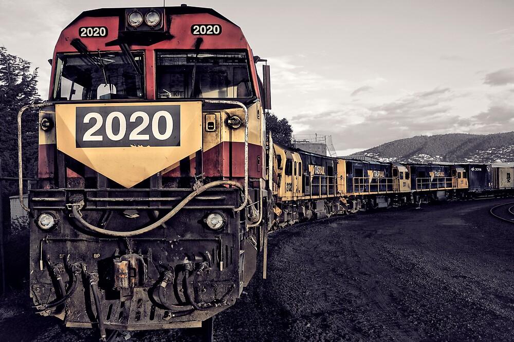 Train by craziwolf