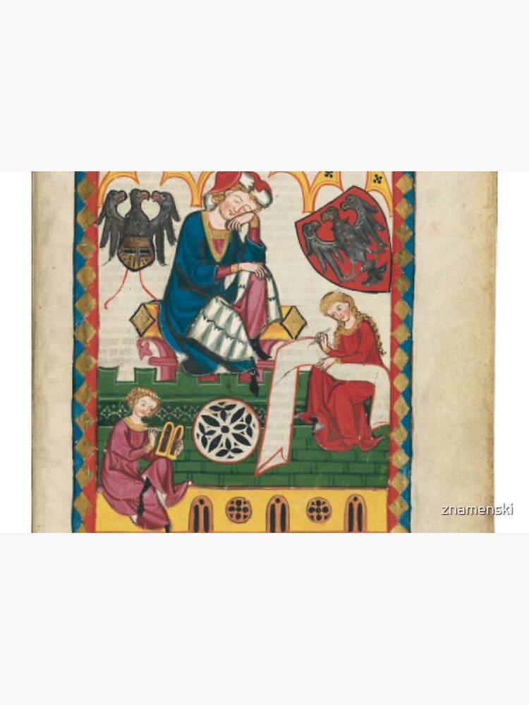 Medieval Court of Chancery by znamenski