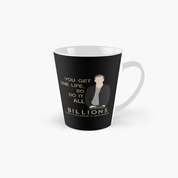 BILLIONS - Bobby Axelrod Tall Mug
