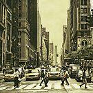 Urbanites by Andrew Paranavitana