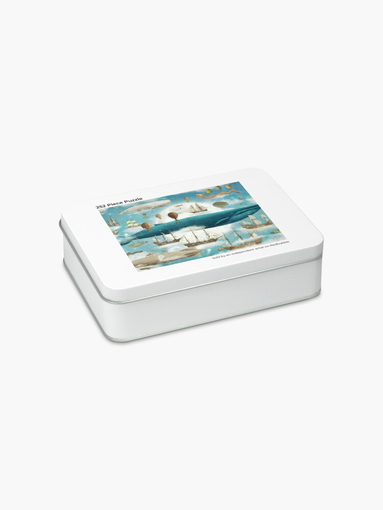 Alternate view of Ocean Meets Sky Jigsaw Puzzle