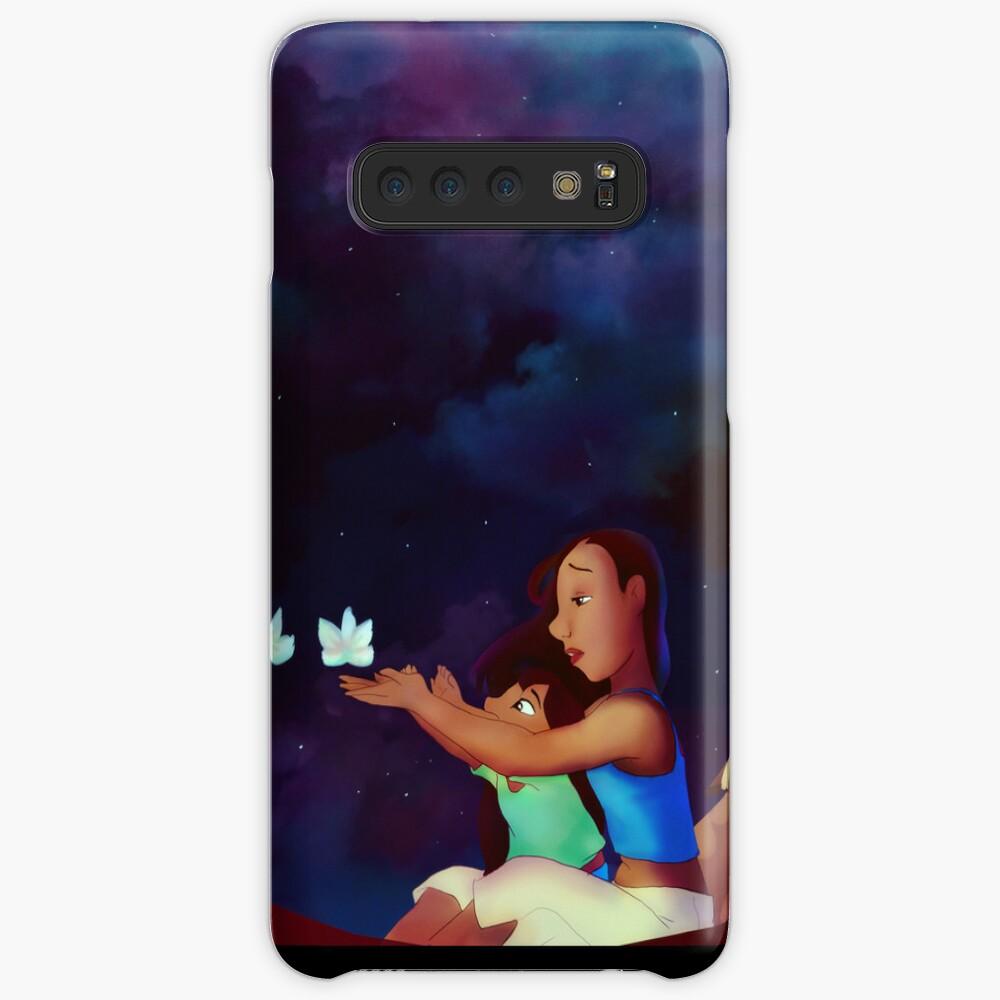 Ohana Funda y vinilo para Samsung Galaxy