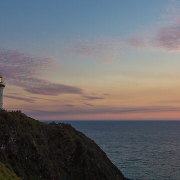 Byron Bay Sunrise by halans