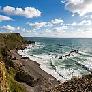 Cornwall Coast by Mattia  Bicchi Photography