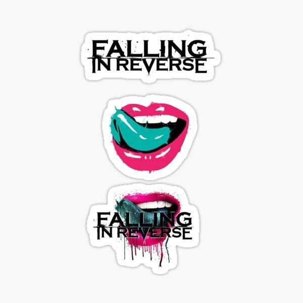 falling in reverse sticker pack Sticker