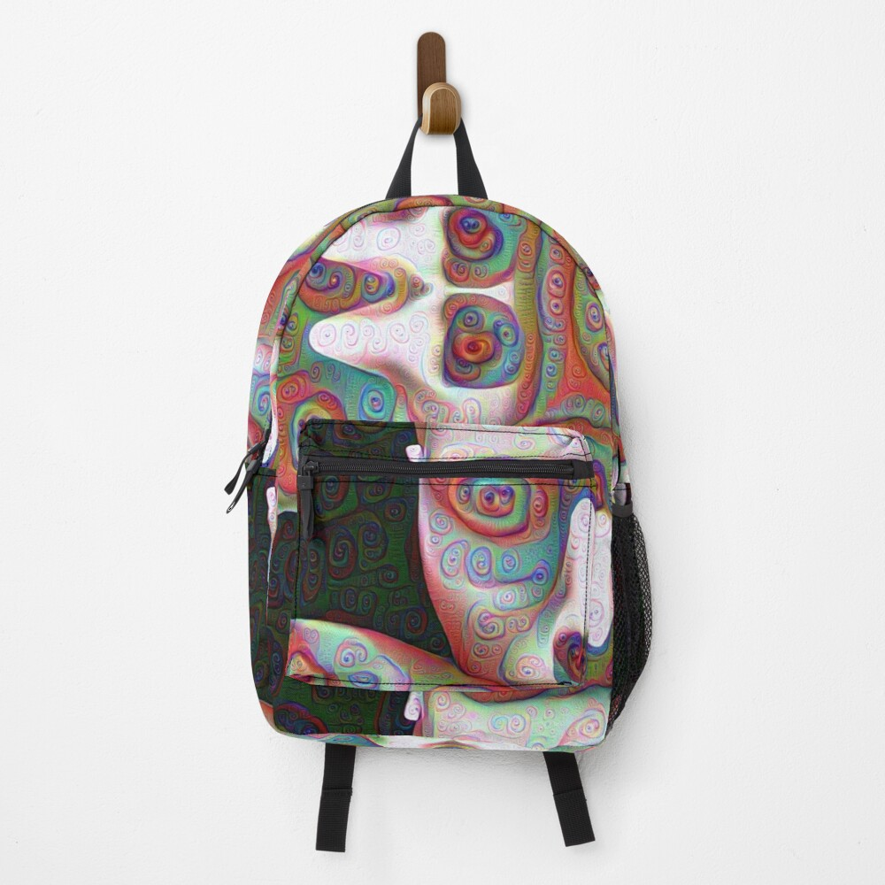 #DeepDream Masks Backpack