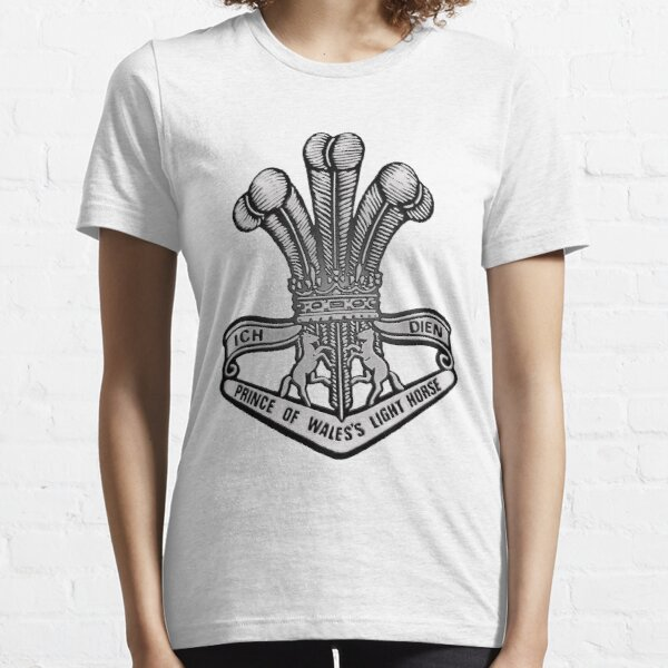 4th/19th Prince of Wales's Light Horse Essential T-Shirt