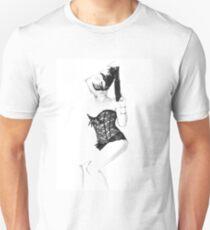 Pin Up - Burlesque  Unisex T-Shirt