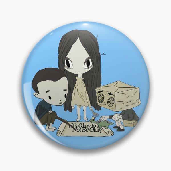 It's okay to not be okay cartoon animation dolls kdrama story book fairytale  Pin