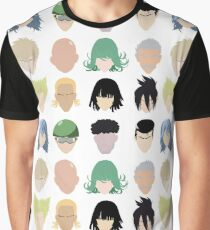 Heroes (And Some Villians) Graphic T-Shirt